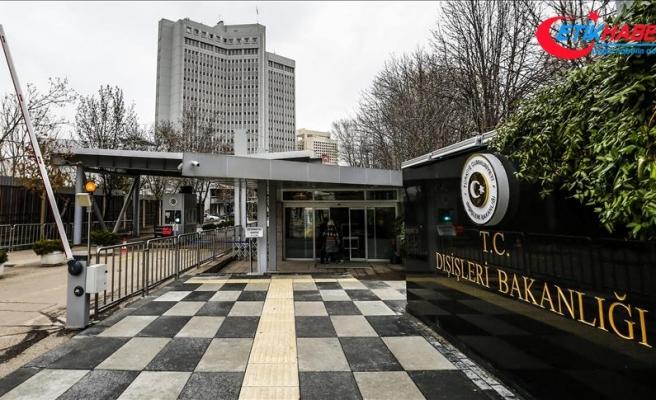 Türkiye Somali'deki terör saldırısını şiddetle kınadı