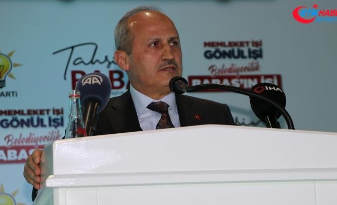 Ulaştırma ve Altyapı Bakanı Turhan: Bu millet hiçbir dönemde yıkım ekibinin yanında yer almamıştır