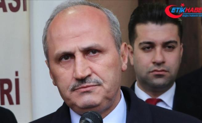 Ulaştırma ve Altyapı Bakanı Turhan: Bu seçim Türkiye'nin lider ülke olduğunu perçinleyecek