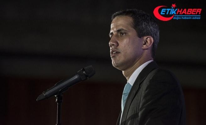 Venezuelalı muhalif lider Guaido, ABD Başkan Yardımcısı ile görüşecek