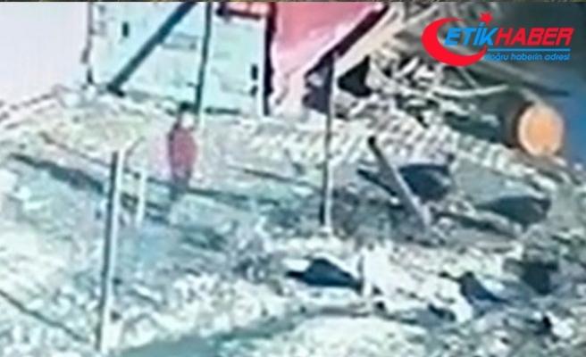 Yağmurdan sonra oluşan gölete düşen minik Mehmet öldü