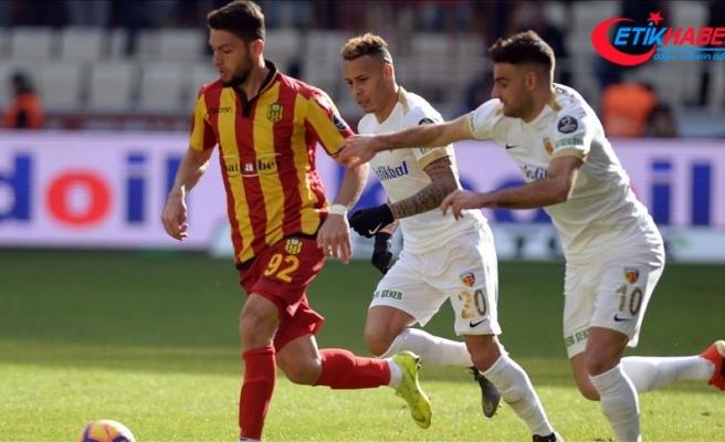 Yeni Malatyaspor öne geçtiği maçı kaybetmiyor