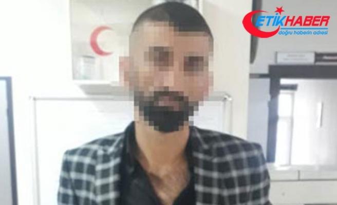 2 yıl hapis cezası bulunan kişi sahte ehliyetle yakalandı