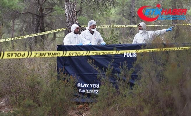 9 parçaya bölünüp, toprağa gömülmüş erkek cesedi bulundu