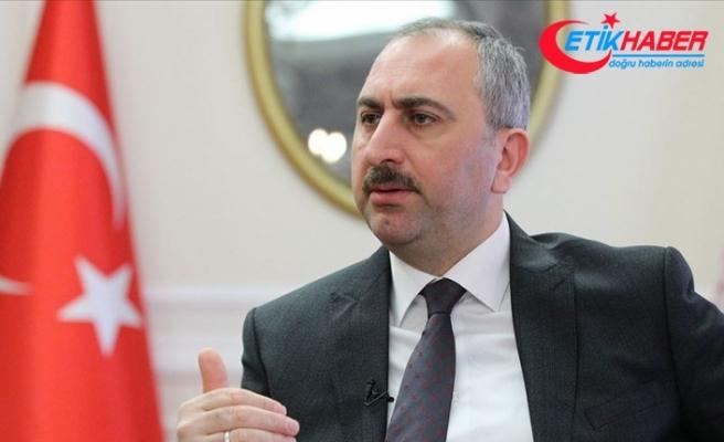Adalet Bakanı Abdulhamit Gül: FETÖ yargıdan temizlendi