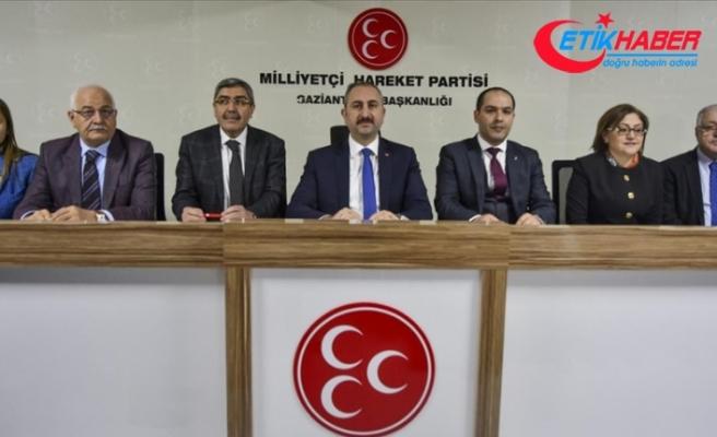 Adalet Bakanı Gül: İnşallah bu seçimleri kazanan millet ve Türkiye olacak