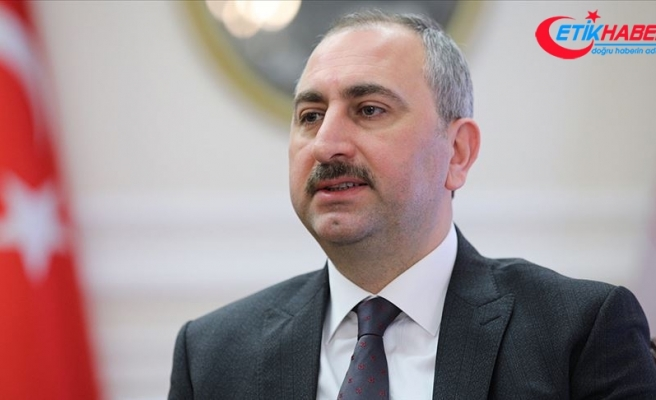 Adalet Bakanı Abdülhamit Gül: Adalet Akademisi'ni reforme ederek tekrar hizmete açacağız