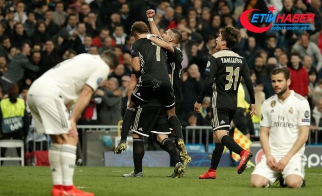 Ajax 16 yıl sonra Şampiyonlar Ligi'nde çeyrek finalde
