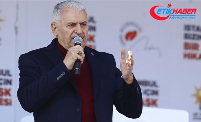 AK Parti İBB Adayı Yıldırım: İstanbul'da su faturasını yüzde 11 ucuzlatacağız