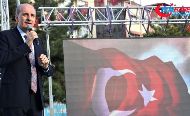 AK Parti Genel Başkanvekili Kurtulmuş: 31 Mart'ta bu densizlere haddini bildireceğiz