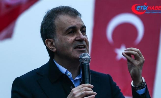 AK Parti Sözcüsü Çelik: Cumhurbaşkanımız Türkiye Cumhuriyeti'nin birliğinin sembolüdür
