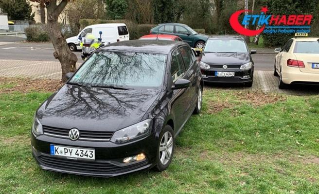 Almanya'da Türk vatandaşına 'kopya araç' şoku