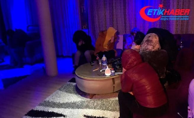 Ankara'da spor salonuna fuhuş operasyonu: 13 gözaltı