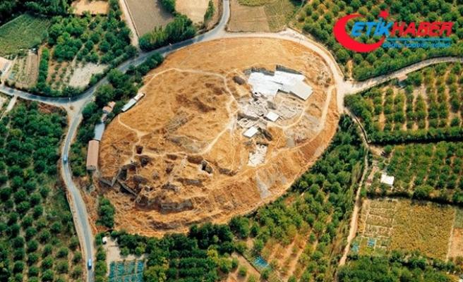 Arslantepe Höyüğü 'Kalıcı Kültür Mirası Listesi'ne aday