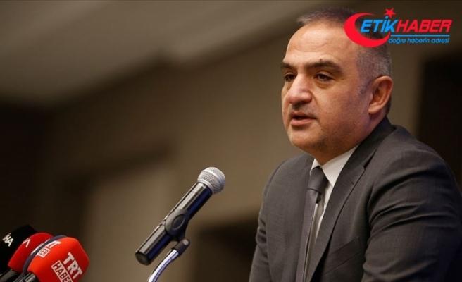 Bakan Ersoy: 200'e yakın meslek lisesi turizm meslek koleji statüsüne getirilecek