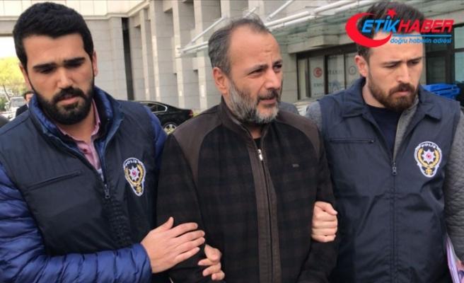 Başörtülülere hakaret eden şüpheli tutuklandı