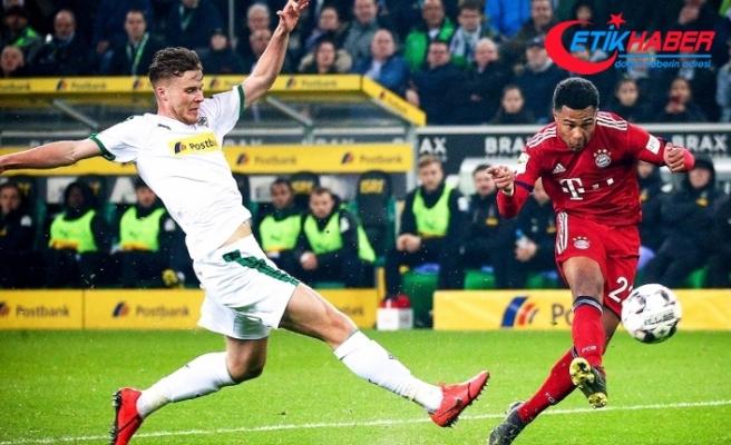 Bayern Münih zirveye ortak oldu