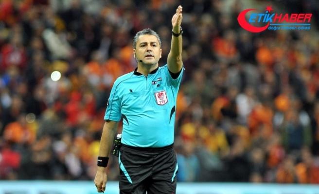 Beşiktaş-Konyaspor maçının VAR'ı Bülent Yıldırım oldu