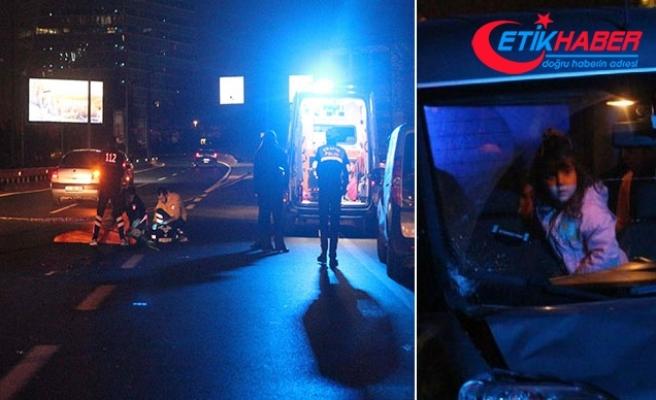 Beşiktaş'ta trafik kazası: 1 ölü, 1 ağır yaralı