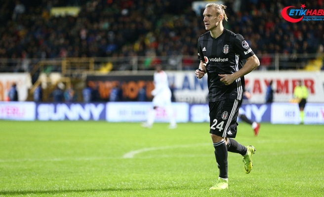 Beşiktaşlı Vida'ya milli davet