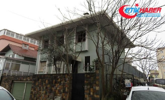 Beykoz'da o çatışmanın izlerini taşıyan villa satışa çıktı