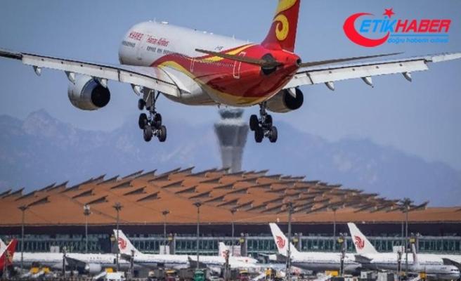 Boeing, 737 Max uçak filosunun tamamını uçuştan kaldırdı