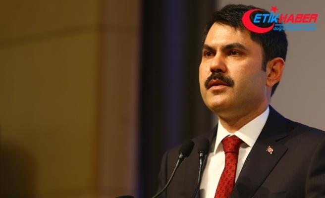 Çevre ve Şehircilik Bakanı Kurum: Belediyelerde 7 gün 24 saat usulüne geçeceğiz