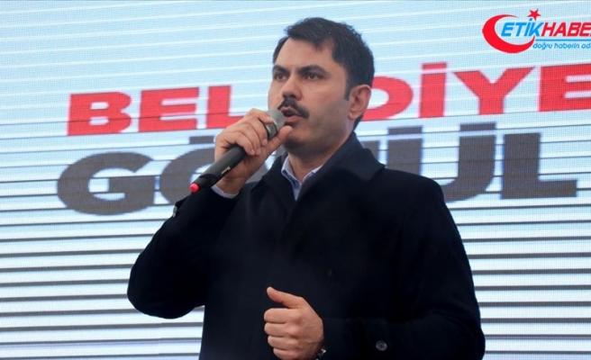 Çevre ve Şehircilik Bakanı Murat Kurum: İmar affı binanın sağlam olduğunu göstermiyor