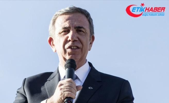 CHP'nin adayı Mansur Yavaş hakkında iddianame