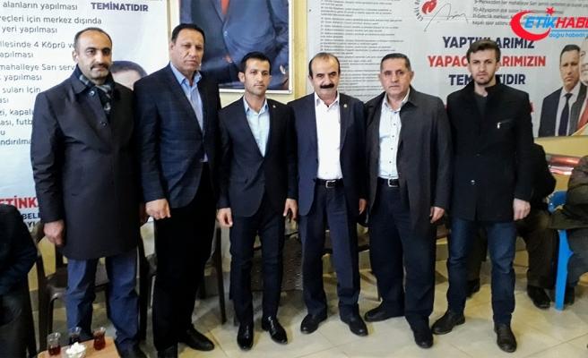 CHP'li belediye başkan adayı AK Parti'ye geçti