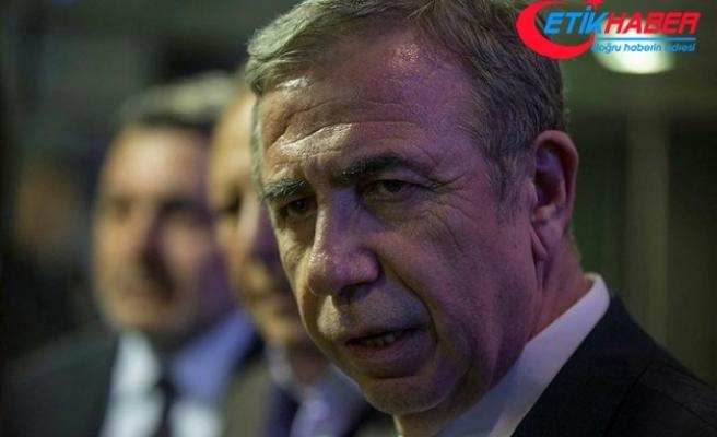 CHP'nin adayı Mansur Yavaş'a para cezası