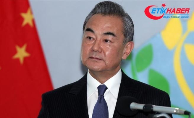 Çin Dışişleri Bakanı Vang Yi: Çin-ABD ticaret müzakerelerinde yeni gelişmeler kaydedildi
