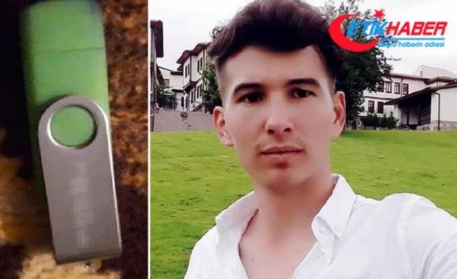 Çocuğa istismarda bulunan Afgan çobanı, unuttuğu flaş bellek yakalattı
