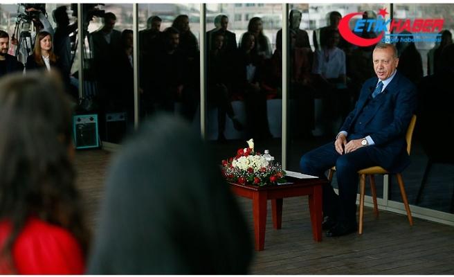 Cumhurbaşkanı Erdoğan: Dövizdeki dalgalanma Türkiye seçime giderken siyasi dayatmadır