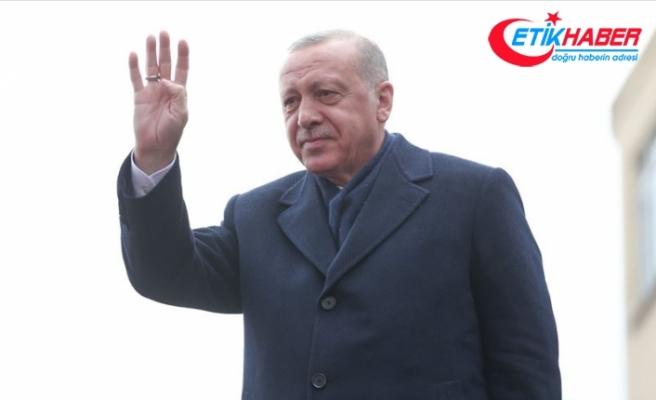 Cumhurbaşkanı Erdoğan: Seçimden sonra ilk iş Suriye meselesini sahada çözeceğiz
