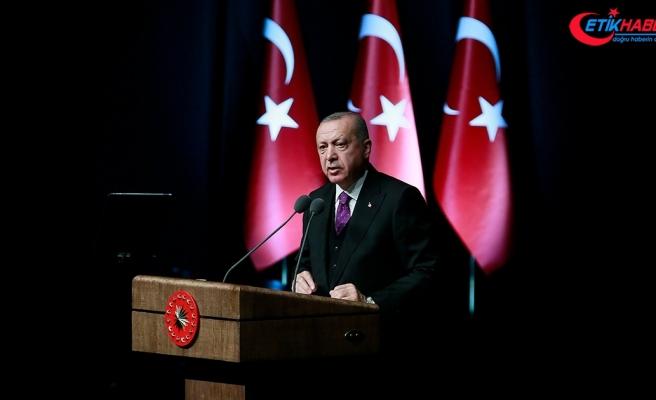 Cumhurbaşkanı Erdoğan: Martta çiftçilere 3 milyar 716 milyon liralık destekleme ödemesi yapacağız