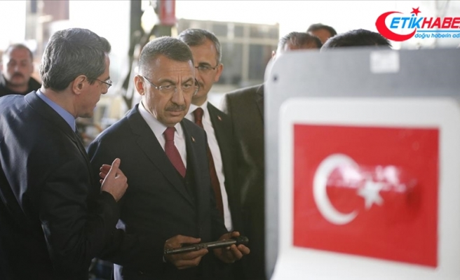 Cumhurbaşkanı Yardımcısı Fuat Oktay: Terör örgütlerini tarihin karanlık sayfalarına gömeceğiz