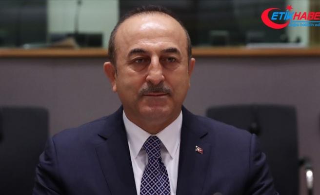 Dışişleri Bakanı Çavuşoğlu: AP'nin sağduyulu bir karar aldığını söylememiz mümkün değil