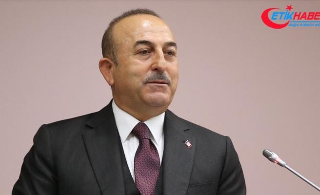 Dışişleri Bakanı Çavuşoğlu: Bizim adaylarımızı milletini seven iki parti belirledi