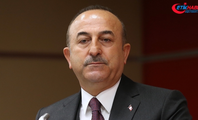 Dışişleri Bakanı Çavuşoğlu: Fırat'ın doğusundaki teröristleri bölgeden temizleyeceğiz