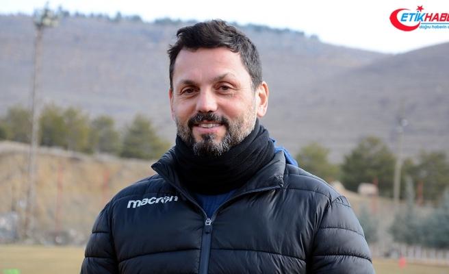 Evkur Yeni Malatyaspor Teknik Direktörü Bulut: Medipol Başakşehir maçını kaybetmek istemiyoruz