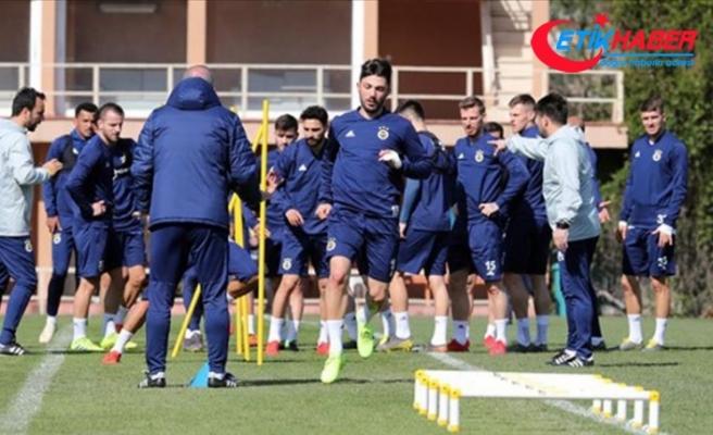 Fenerbahçe, Medipol Başakşehir maçı hazırlıklarını sürdürdü