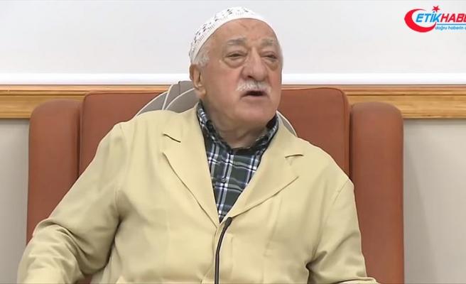 FETÖ elebaşı Gülen'den 'geriye çekiliyor gibi yapın' talimatı
