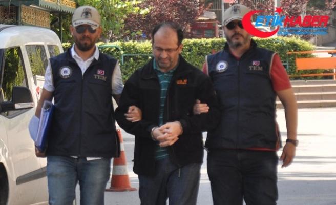 'FETÖ'nün altın çocuğu' eski istihbaratçıya ceza yağdı