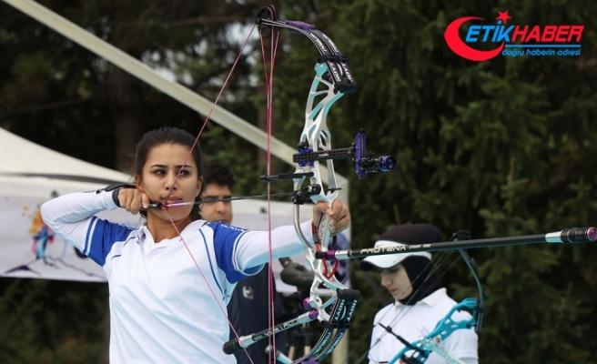 Gizem Elmaağaçlı'dan Avrupa Şampiyonası'nda altın madalya