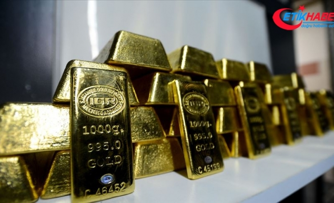 Gram altın 229 lira seviyelerinde