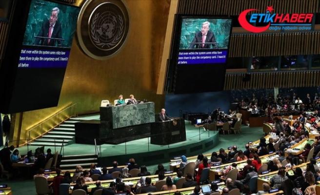 Guterres: Etiyopya'daki uçak kazasında 21 BM çalışanı yaşamını yitirdi