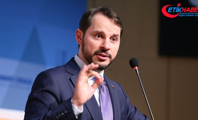 Hazine ve Maliye Bakanı Albayrak: Türkiye güçlü performansıyla yine birilerini üzmeye devam edecek