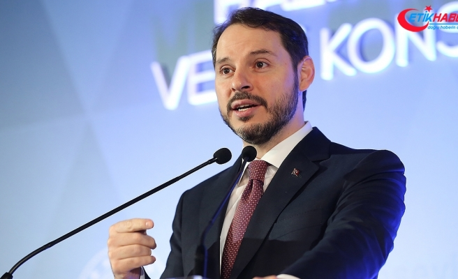 Hazine ve Maliye Bakanı Berat Albayrak: KOBİ'lere destek paketinin limiti 5 milyon TL'ye çıkarıyoruz
