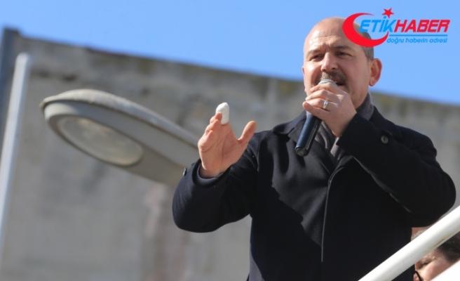 İçişleri Bakanı Soylu: 8 bin bekçi alıyoruz